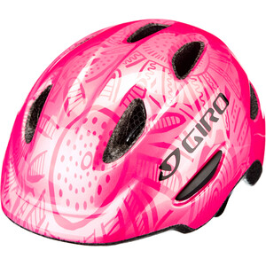 Giro Scamp MIPS Helm Kinder bright pink/pearl bright pink/pearl