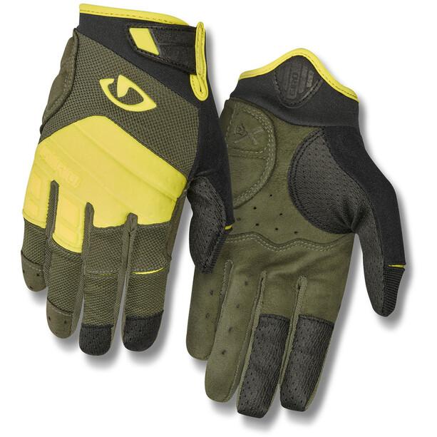 Giro Xen Handschuhe Herren olive