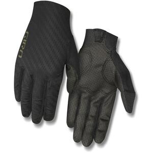 Giro Rivet CS Handschuhe black/olive black/olive