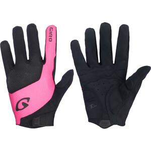 Giro Tessa Gel LF Guantes Mujer, negro/rosa negro/rosa