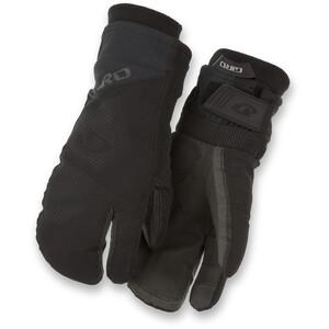 Giro Proof 100 Gants, noir noir