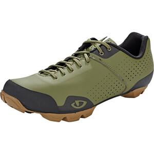 Giro Privateer Lace Schuhe Herren olive/gum olive/gum