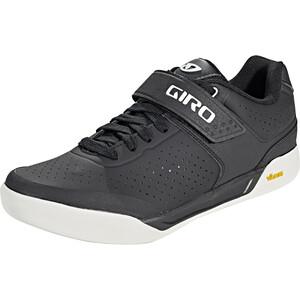 Giro Chamber II kengät Miehet, musta musta