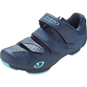 Giro Rev Shoes レディース/  ミッドナイト/アイスバーグブルー