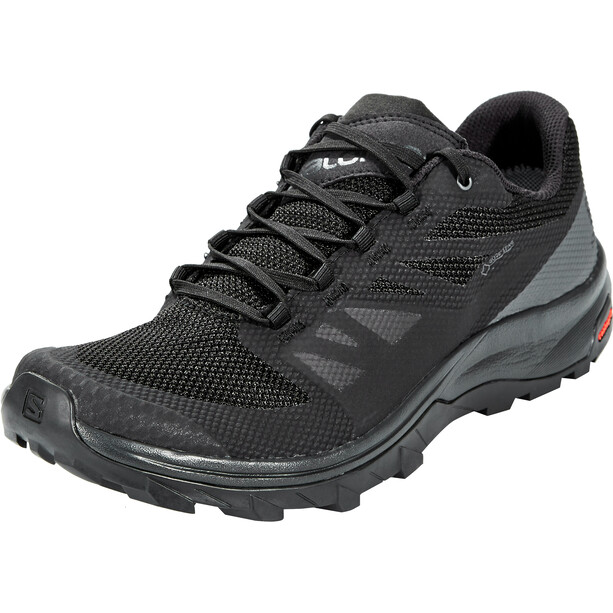 Salomon OUTline GTX Shoes Herr black/phantom/magnet