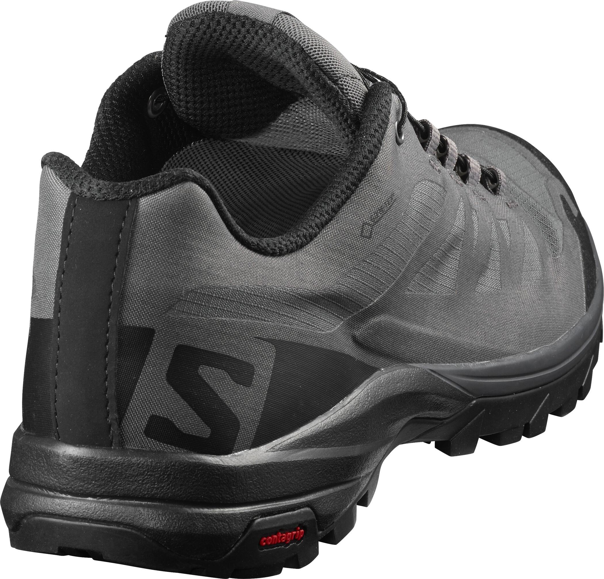 Salomon OUTpath GTX Shoes Herr magnetblackblack
