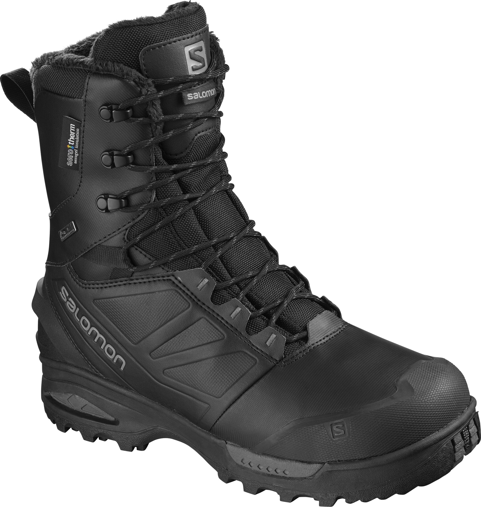Salomon Toundra Pro CSWP Shoes Herr blackblackmagnet