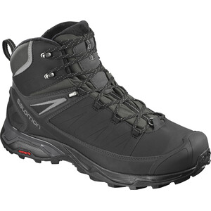Salomon X Ultra Mid Winter CS WP Shoes Herr black/phantom/quiet shade black/phantom/quiet shade