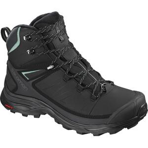 Salomon X Ultra Mid Winter CS WP Shoes Dam black/phantom/trellis black/phantom/trellis