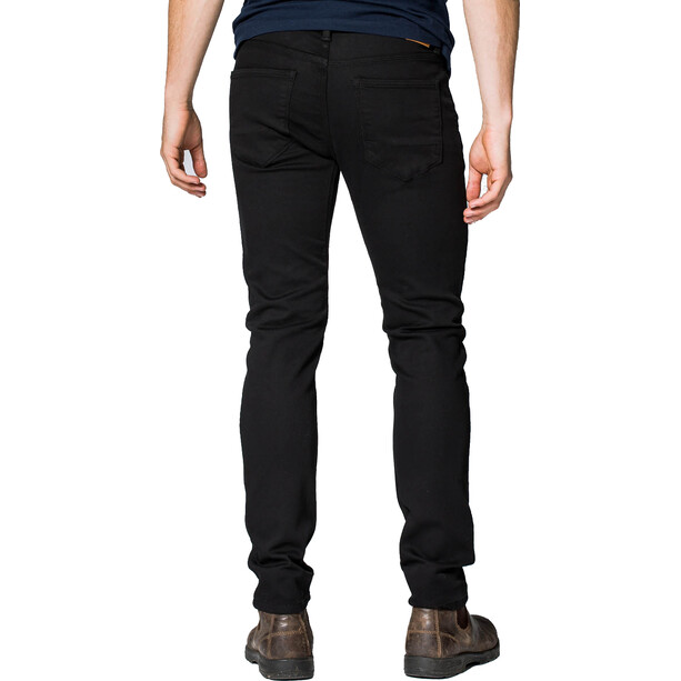 DUER No Sweat Pantalon Slim Homme, noir