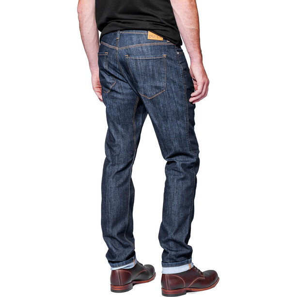 DUER Performance Denim Pants Relaxed Men heritage rinse