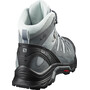 Salomon Quest Prime GTX Schuhe Damen lead/stormy weather/eggshell blue