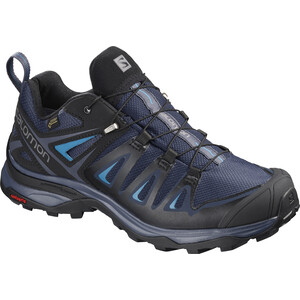 Salomon X Ultra 3 GTX Wanderschuhe Damen medieval blue/black/hawaiian surf medieval blue/black/hawaiian surf