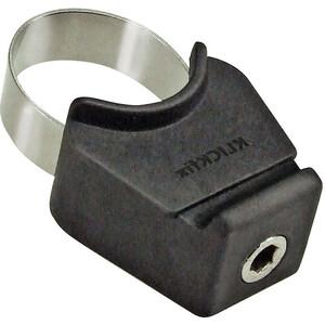 KlickFix Contour Adapter für Contour-Tasche black black