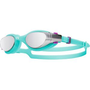 TYR Vesi Goggles Mirrored silver/mint silver/mint