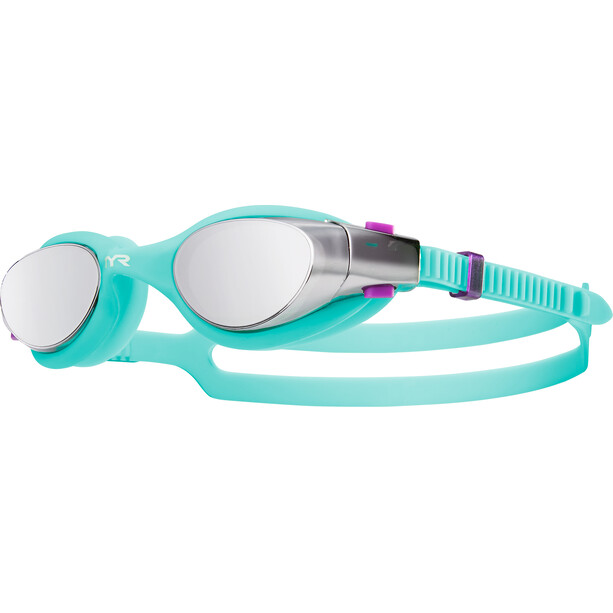 TYR Vesi Goggles Mirrored silver/mint
