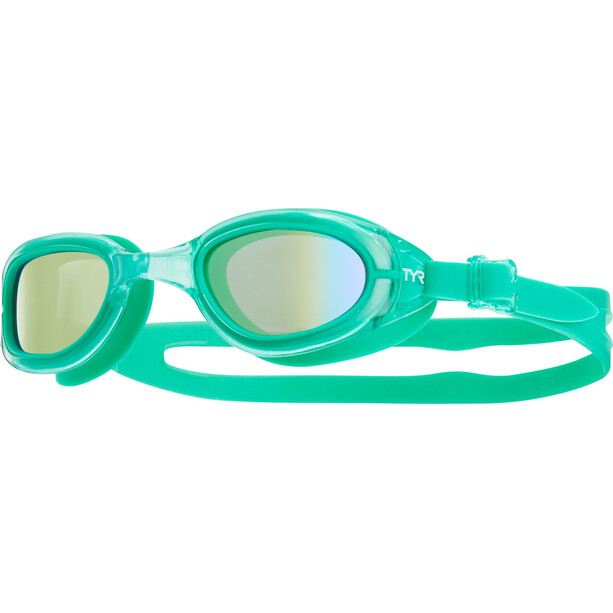 TYR Special Ops 2.0 Goggles Barn gold/green