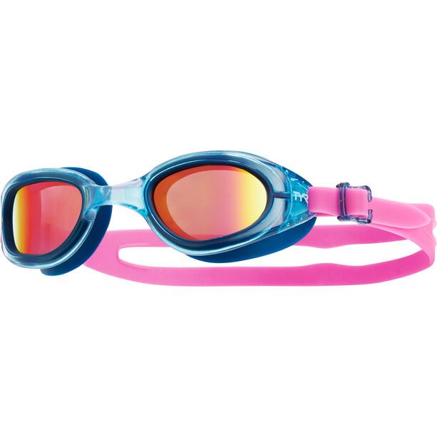 TYR Special Ops 2.0 Lunettes de protection Polarized Femme, bleu/rose