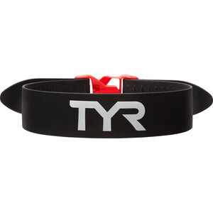 TYR Training Zuggurt black/red black/red