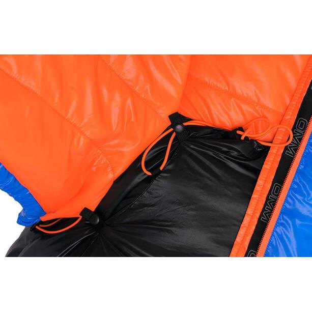 OMM Mountain Raid PA 1.0 Sleeping Bag black/orange