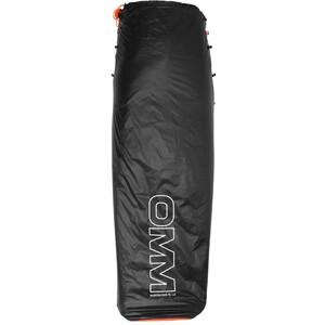 OMM Mountain Raid PA 1.0 Sleeping Bag black/orange black/orange