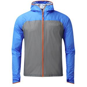 OMM Halo Jacket Herr blue/grey blue/grey