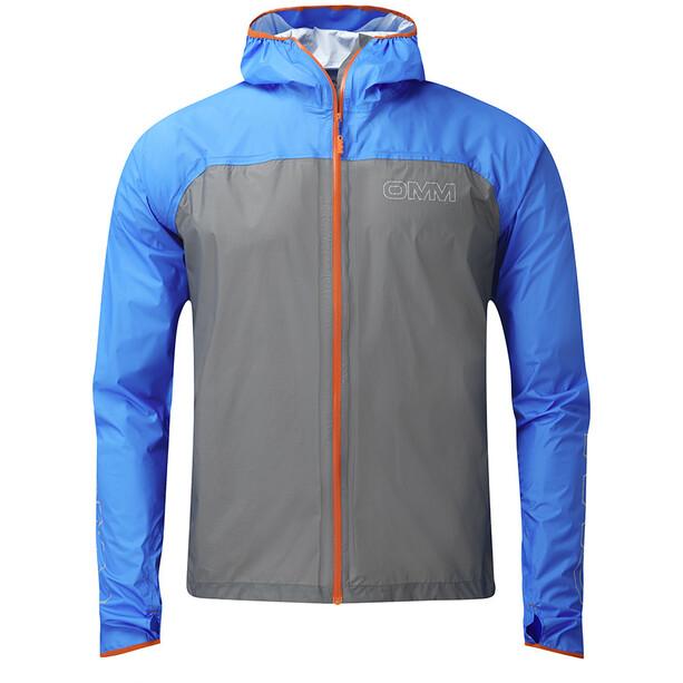 OMM Halo Jacket Herr blue/grey