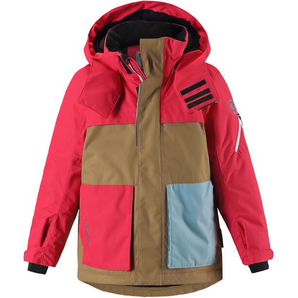 Reima Rondane Winter Jacket Barn strawberry red