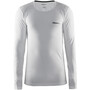 Craft Active Comfort Roundneck Longsleeve Herr white