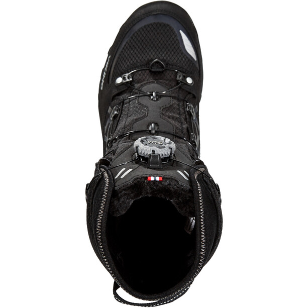 Viking Footwear Constrictor III Boa Stiefel black/silver