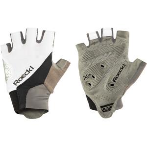 Roeckl Ivory Handschuhe weiß/schwarz weiß/schwarz