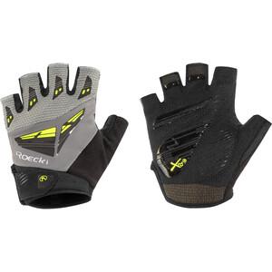 Roeckl Iron Handschuhe grau grau