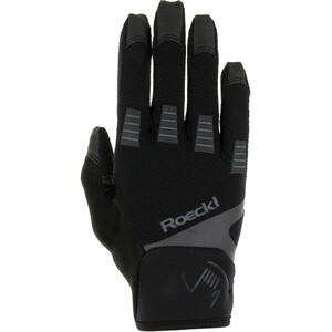 Roeckl Mangfall Handschuhe schwarz schwarz