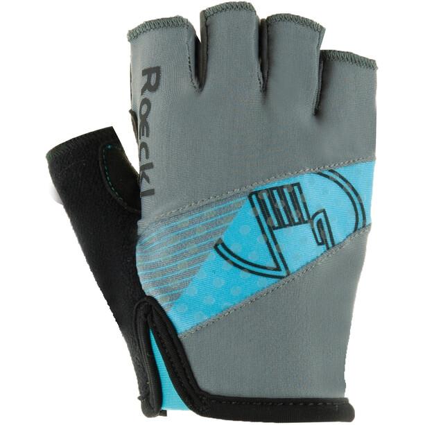 Roeckl Zinal Handschuhe Kinder grau