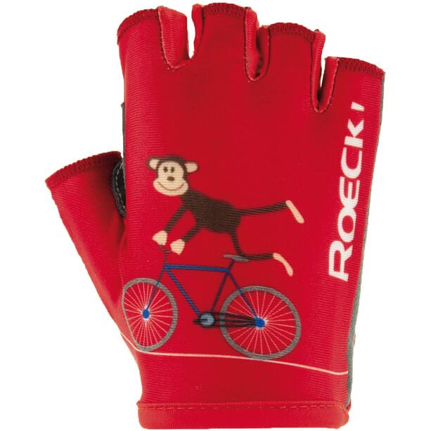 Roeckl Toro Handschuhe Kinder rot