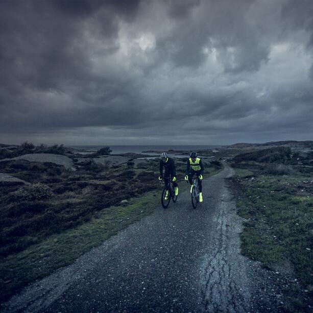 GripGrab Ride Hi-Vis Windproof Winterhandschuhe fluo yellow