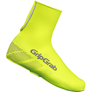 GripGrab Ride Waterproof Hi-Vis Überschuhe fluo yellow fluo yellow