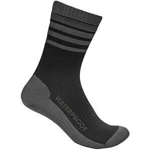 GripGrab Waterproof Merino Thermal Socken black black