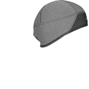 GripGrab Windproof Skull Cap Windproof Thermo Mütze Damen grey grey