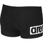 arena Sunfaded Shorts Herren black-white