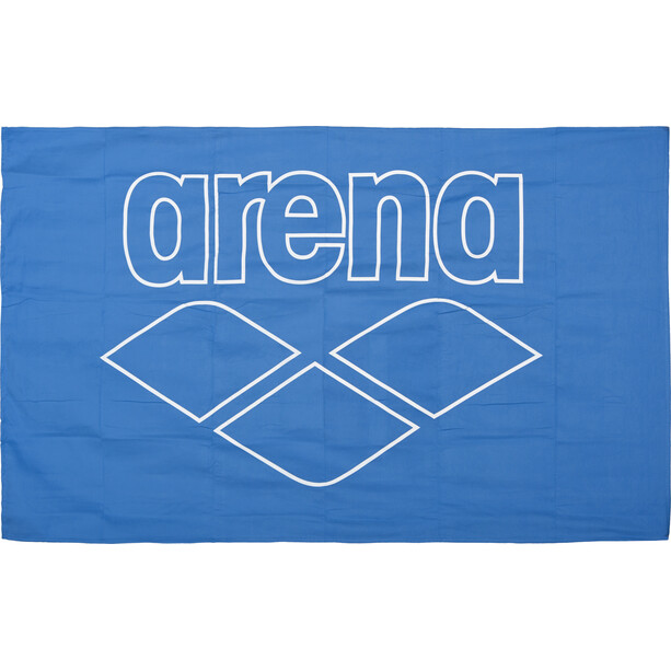 arena Pool Smart Handtuch royal-white