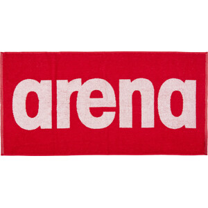 arena Gym Soft Handtuch red-white red-white