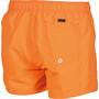 arena Fundamentals Short de bain Homme, tangerine-white