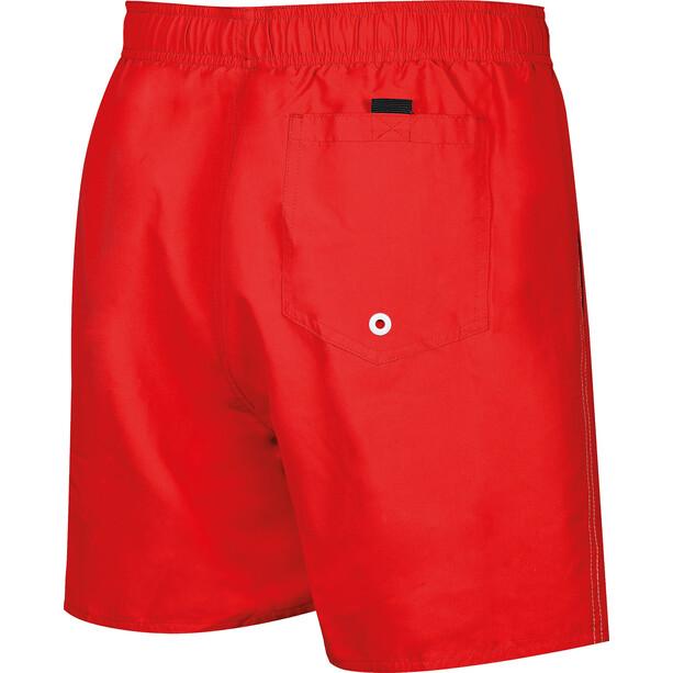 arena Fundamentals Short de bain Homme, red-white