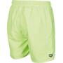 arena Fundamentals Solid Boxer Herren shiny green-navy
