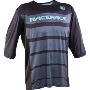 Race Face Indy 3/4 Arm Trikot Herren black black