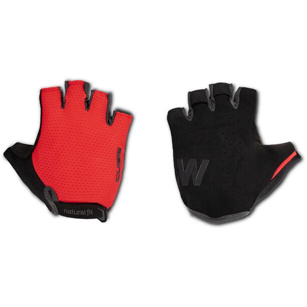 Cube Natural Fit WS X Kurzfinger Handschuhe Damen red
