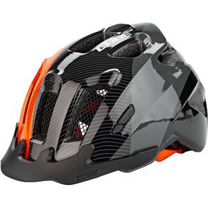 Cube ANT X Action Team Cykelhjelm Børn, sort/orange sort/orange
