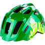 Cube Fink Helmet Barn green