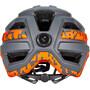Cube Rook Helm grey'n'orange